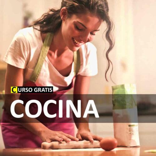 Curso de Cocina OnLine GRATIS